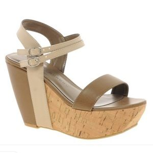 Chinese Laundry Go Getter Wedge Sandals